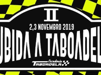 Placa Subida a Taboadela 2019