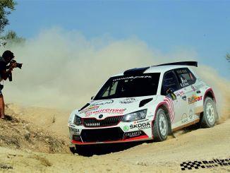 Javier Pardo Rally de Granada 2019
