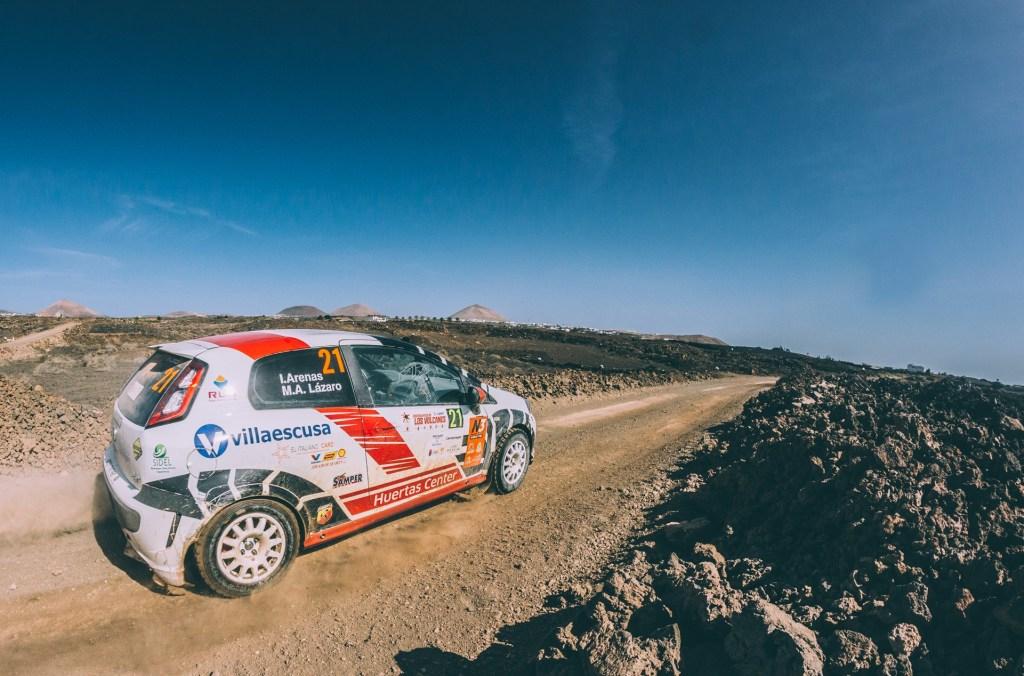 Ivan Arenas Rally Volcanes 2019