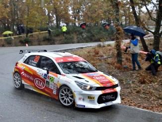 Rally de Madrid RACE Angel Paniceres - 01