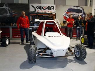 Yacar - Homologación FIA