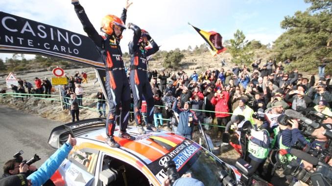 Rally Montecarlo WRC 2020 - Martín Graña