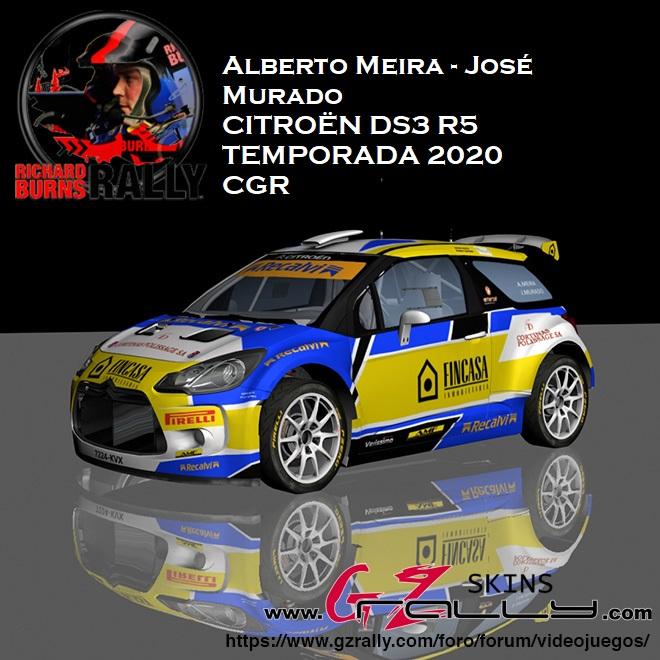 ALBERTO MEIRA - JOSÉ MURADO