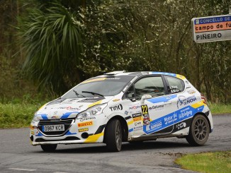 Previo Perez - Miron en el Rally de Ourense 2020