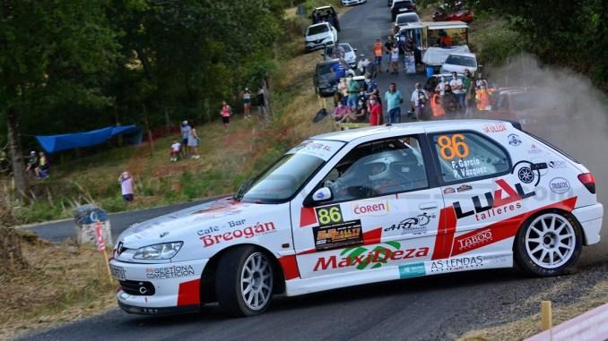 Galeria Rally de Ourense por Jose Alvariño