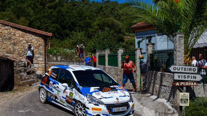 Santi Garcia - Previa Rallye Ferrol