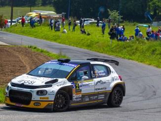Iago Caamaño - Post Rallye A Coruña 2021