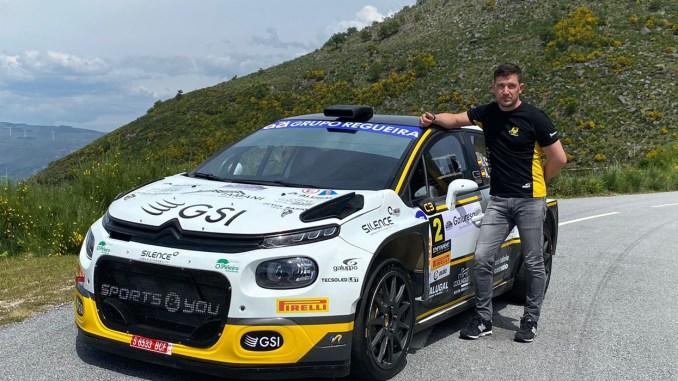 Iago Caamaño - Previa Rallye A Coruña 2021