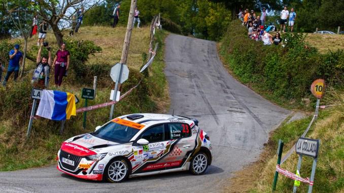 Santi Garcia - Post Rallye Princesa de Asturias