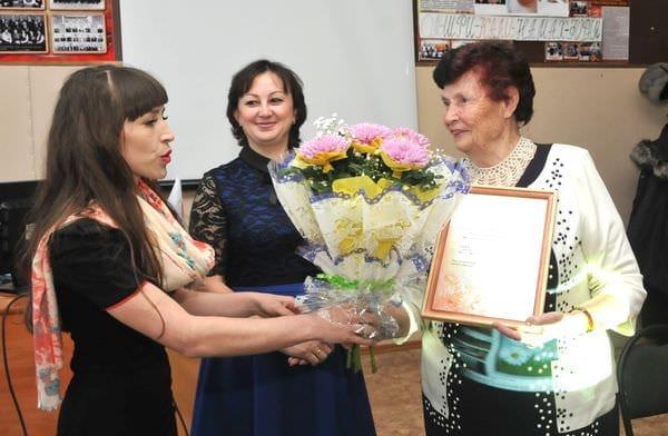 Совет ветеранов Ларина. Новости