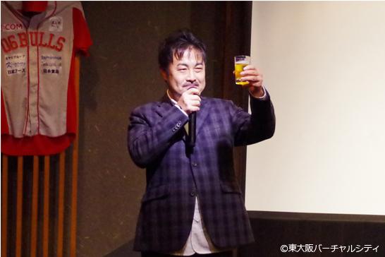 鈴木一泰 06BULLS優勝祝勝会