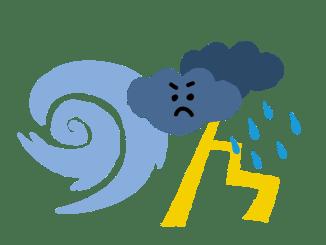 大雨による避難勧告・避難場所の一覧
