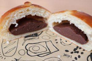 ロイズのチョコクリームパン