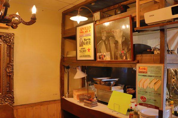 JAY'S SANDWICHさんの店内写真