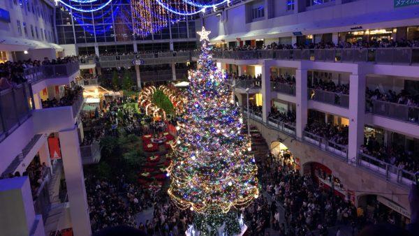 サッポロファクトリー クリスマスツリー2019