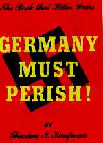 Titel Germany Must Perish