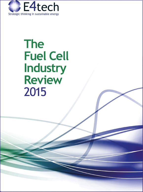 Fuel Cell Market is Growing › H2-international