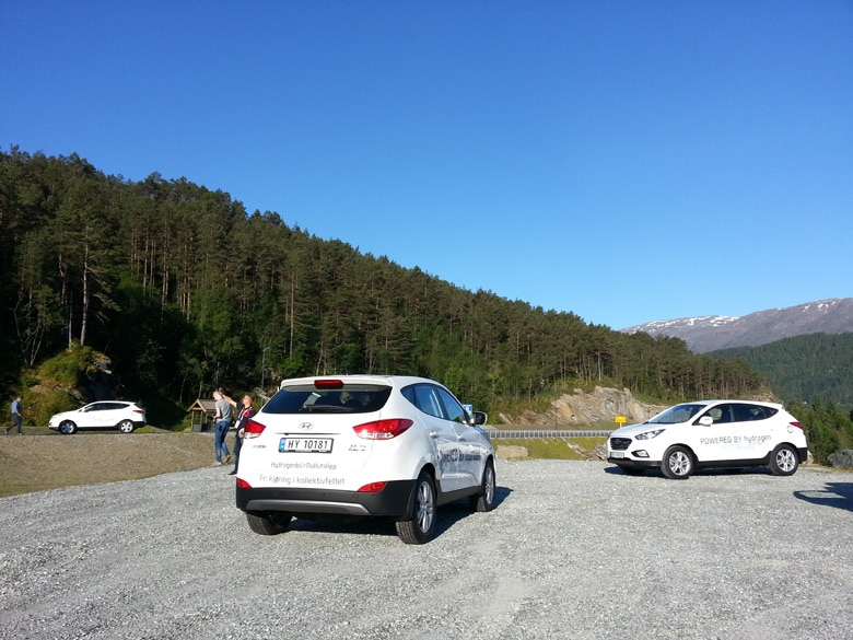 Ix Fuel Cell Road Test Across Europe