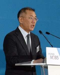 Eui-sun Chung, Hyundai