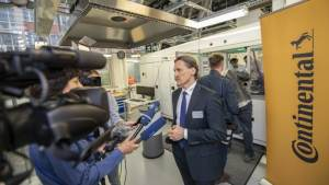 The Saxon city of Chemnitz is increasingly developing into a Mecca for hydrogen enthusiasts. On July 17, 2019, the Technical University there and the company Continental Powertrain will open a new H2 laboratory
