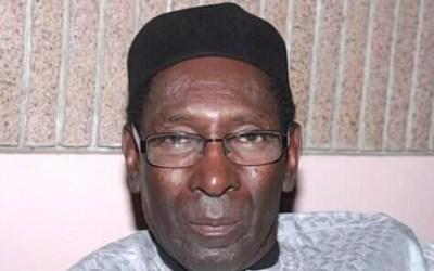 La communauté Ndiassane en deuil: rappel à Dieu de Ahmed Bachir Kounta