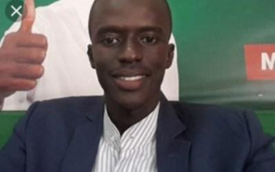 """Seydina Issa Laye Samb """"il y'a un banditisme d'État dans le régime de Macky Sall""""."""