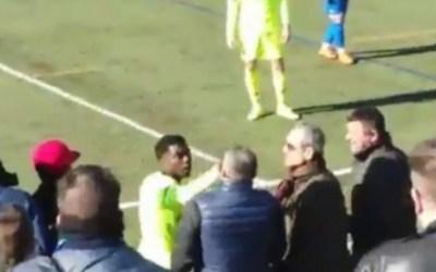 Moussa Wagué victime de chants racistes