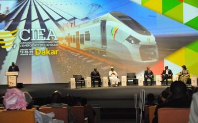 Le Centre International de Conférence Abdou Diouf (CICAD) de Diamniadio abrite la troisième édition de la Conférence Internationale sur l'Émergence de l'Afrique (CIE A-III)