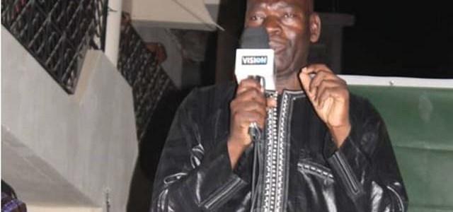 Mr Lansana Konaté DG des bourses hôte de la convergence Banlieue-Diasporas à Ouakam, gagne le pari de mobilisation ce week-end.