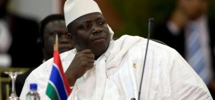 Business de trafic de bois : plus de 162 milliards FCFA volé par Yaya Jammeh entre 2010 et 2016