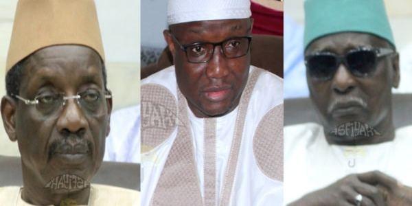 Dernière minute : Rencontre avec le khalif général des Tidianes et Mactar Cissé, le DG de la Senelec