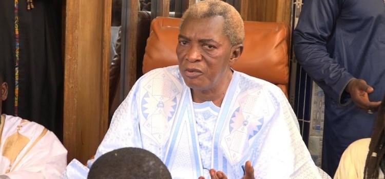 Déclaration importante de Serigne Abdou Karim Mbacké Falilou