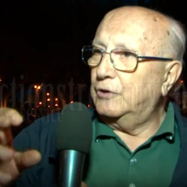 Elvio Di Cesare, segretario dell'associazione antimafia Caponnetto
