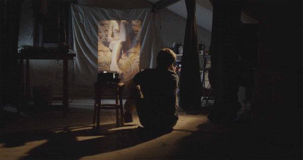 La solitude, fidèle amie de Marco quand la fuite fait partie du combat. photo Haut et Court