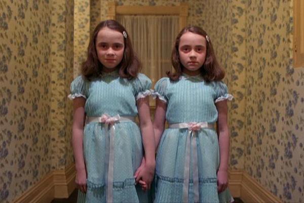 La principale bonne raison de voir The Shining, c'est de plus rater les plans inspirés de celui-ci dans les autres films. photo Warner Bros