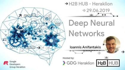 Deep Neural Networks 101