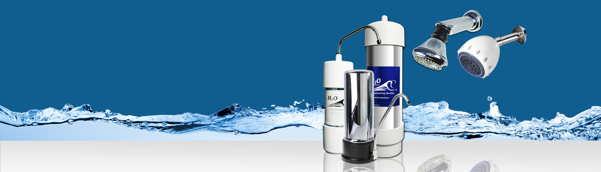 Countertop Water Filtration Systems