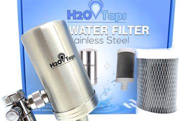 Filtro de agua H2o Taps