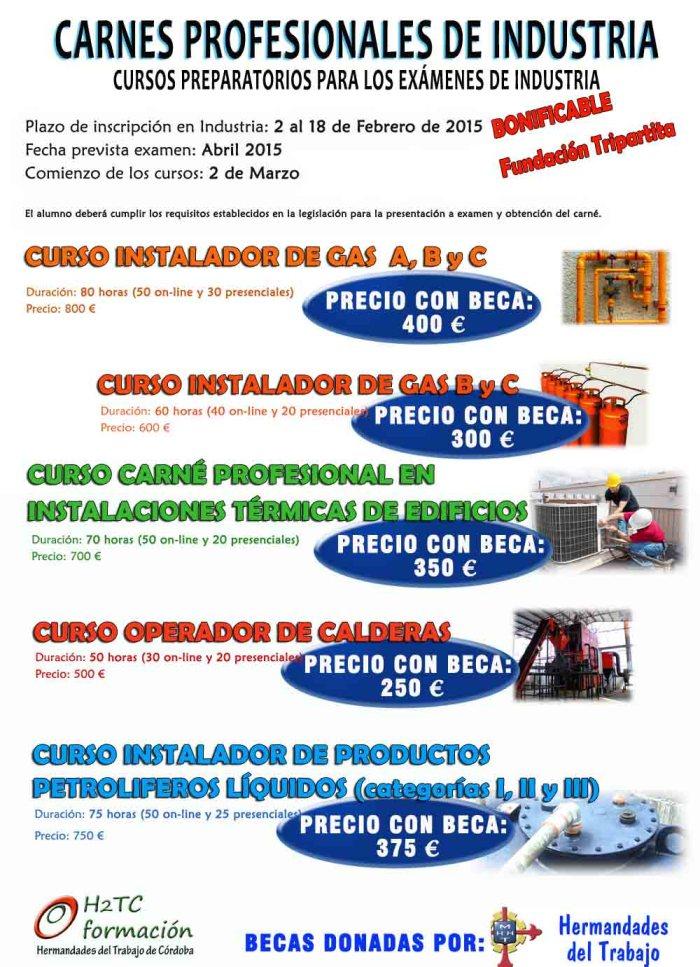 cartel cursos industria panfleto publicitario_febrero2015