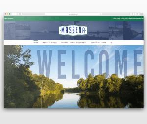 Massena, NY 13662 - Creative web design and mobile design