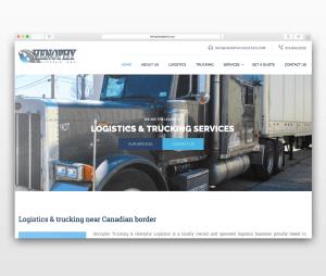 Henophy Logistics & Trucking - Massena, NY