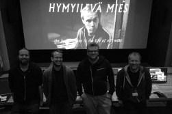Final mix at Nordisk Film Shortcut Audio. Cph