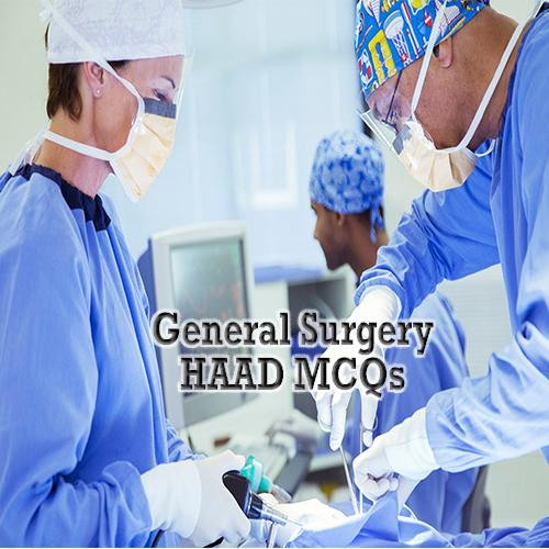 HAAD-General-Surgery-MCQ