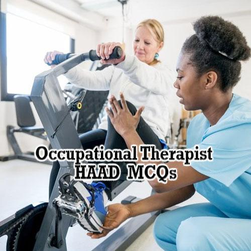 HAAD-Occupatioanal-Therapist-MCQ
