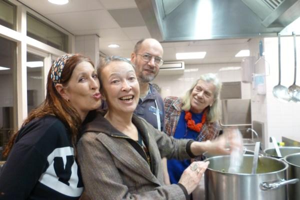 Eetclub De Kronkel: Lekker eten met 'n snufje entertainment