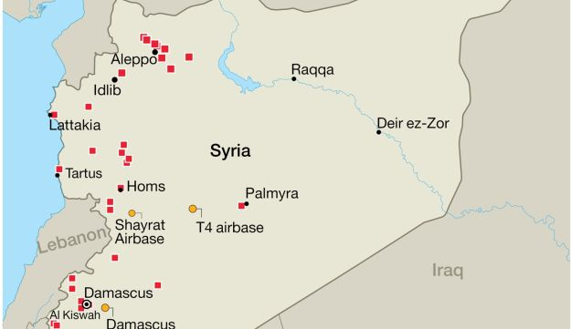 Iranian presence in Syria
