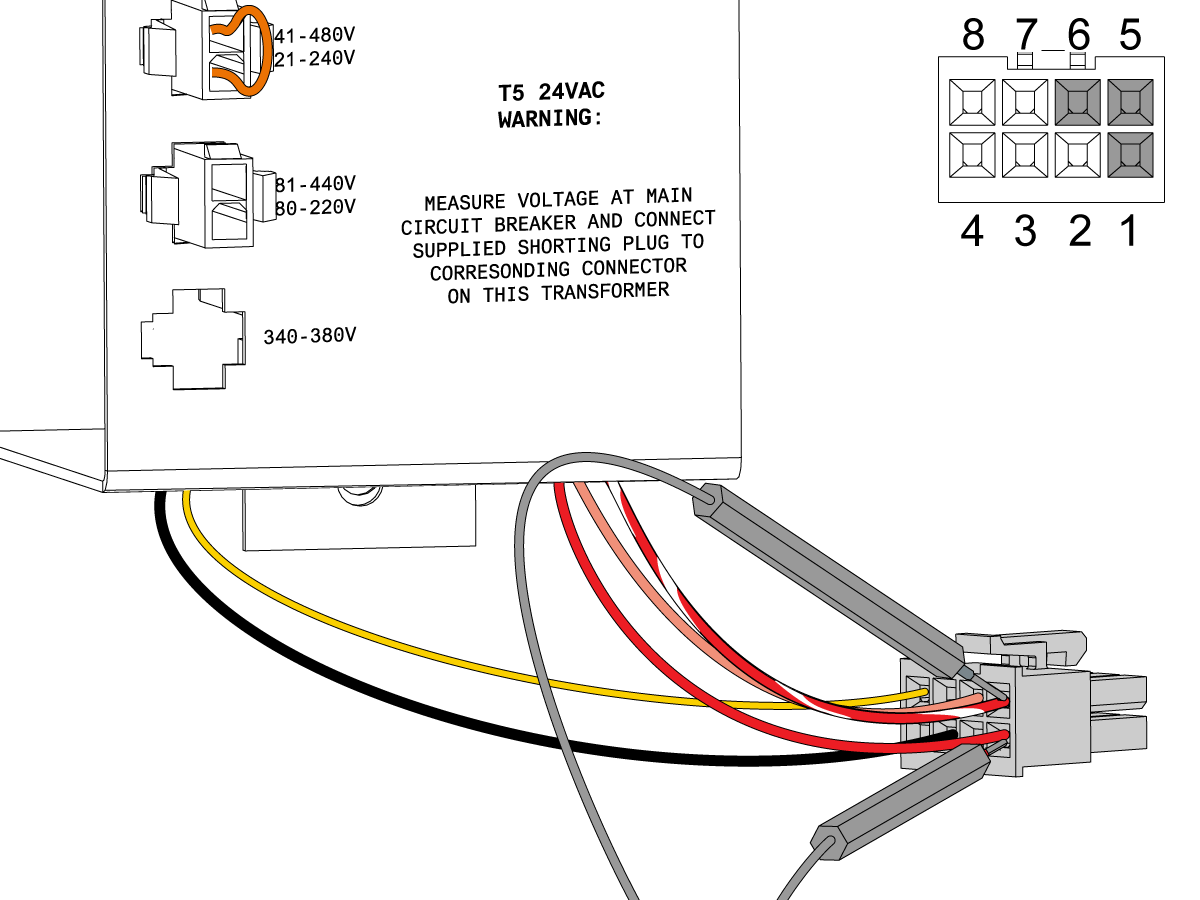 Power On Off Circuit