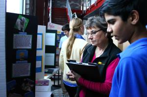 Haas Hall Academy Science Fair