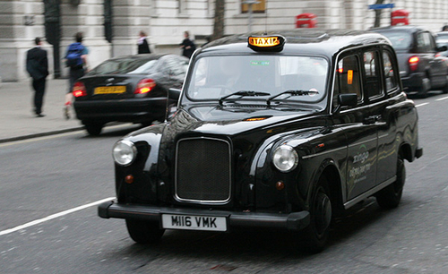 Working as a Black Cab Driver