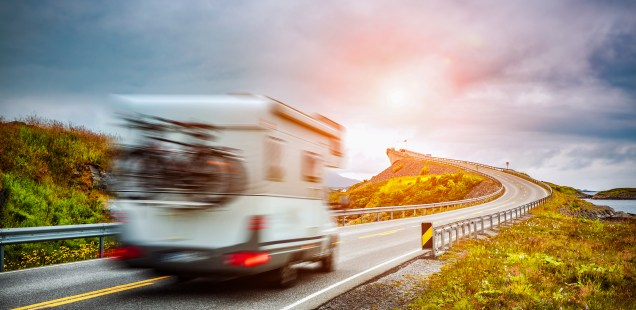 Planning Your First Motorhome Trip